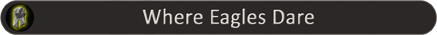Achievement: Where Eagles Dare